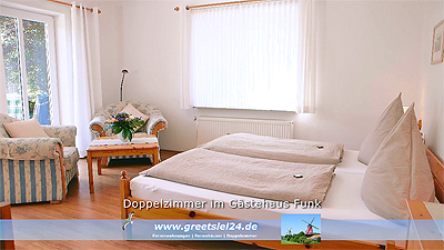 Promotionvideo - Zimmer in Greetsiel
