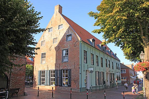Greetsiel Sehenswürdigkeiten in Ostfriesland